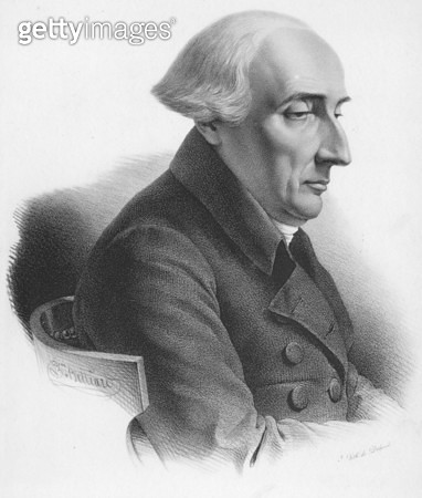 JOSEPH-LOUIS LAGRANGE /n(1736-1813). French (Italian-born) mathematician and astronomer. Lithograph, French, 19th century. - gettyimageskorea