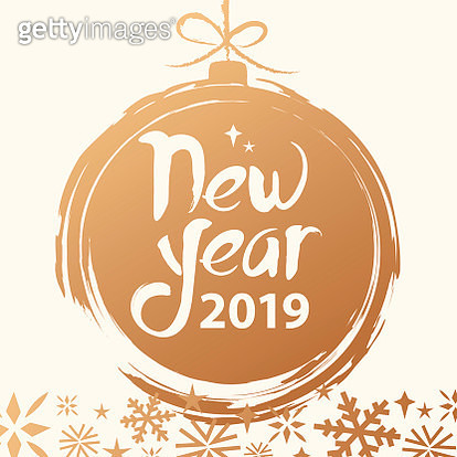 2019 New Year Party Decorations - gettyimageskorea