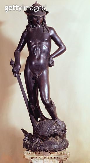David/ c.1440 (bronze) - gettyimageskorea