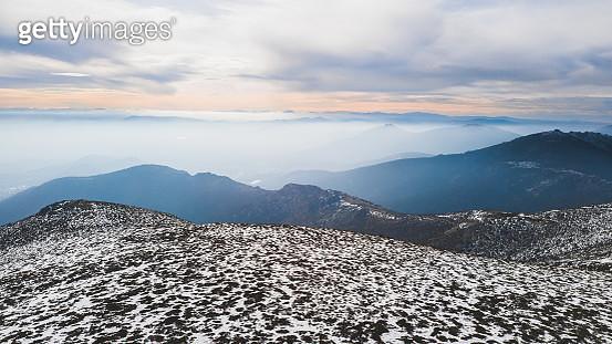 Foggy Winter - gettyimageskorea