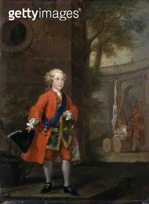 <b>Title</b> : William Augustus, Duke of Cumberland (1721-65), 1732 (oil on canvas)<br><b>Medium</b> : oil on canvas<br><b>Location</b> : Yale Center for British Art, Paul Mellon Collection, USA<br> - gettyimageskorea