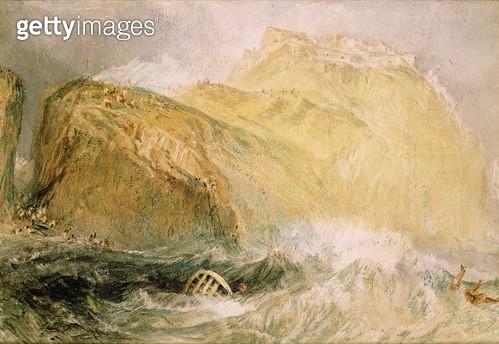 <b>Title</b> : Tintagel Castle, Cornwall<br><b>Medium</b> : <br><b>Location</b> : <br> - gettyimageskorea