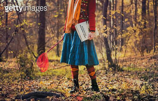 Leaf Hunter Guidebook - gettyimageskorea