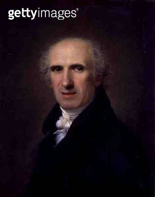 <b>Title</b> : Portrait of Antonio Canova (1757-1822) (oil on canvas)<br><b>Medium</b> : oil on canvas<br><b>Location</b> : Galleria Borghese, Rome, Italy<br> - gettyimageskorea