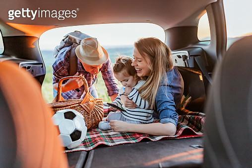 Family make everything better - gettyimageskorea