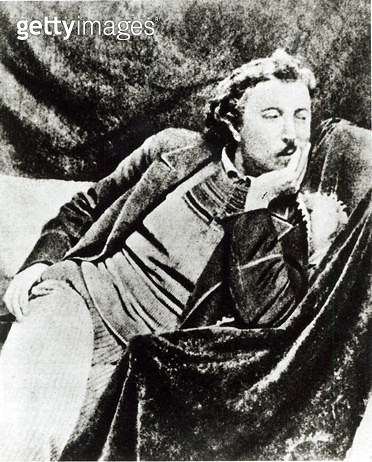 <b>Title</b> : Paul Gauguin (1848-1903) (b/w photo)<br><b>Medium</b> : <br><b>Location</b> : The Illustrated London News Picture Library, London, UK<br> - gettyimageskorea