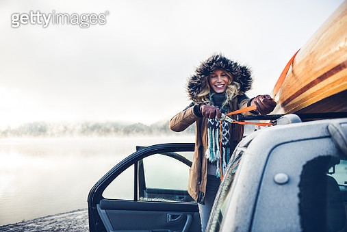 Ready for an adventure - gettyimageskorea