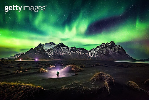Lost in Iceland - gettyimageskorea