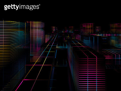 Digitally generated image - gettyimageskorea