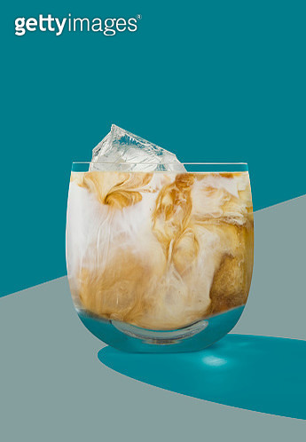 White Russian Cocktail - gettyimageskorea