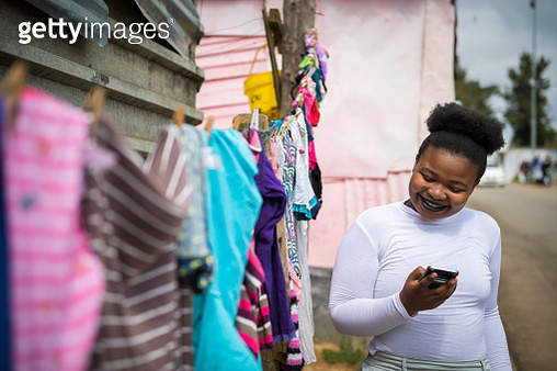 Staying connected in the Townships - gettyimageskorea