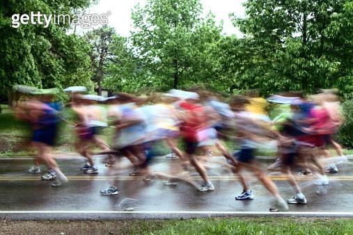 Dexter Ann Arbor Run 2006 - gettyimageskorea