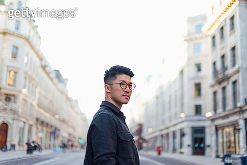 Confident Young Man Discovery The City - gettyimageskorea