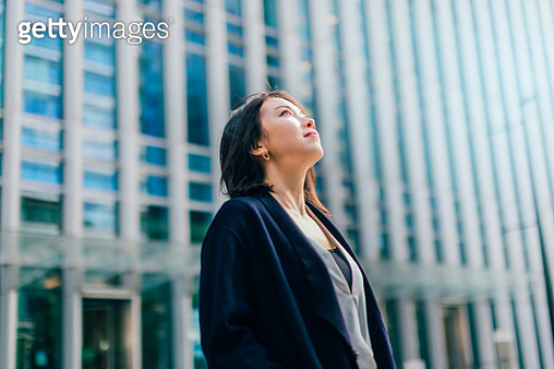 Portrait Of A Young Business Woman Determined To Success - gettyimageskorea