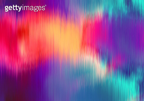 The magical form of rainbow smoke, abstract background - gettyimageskorea