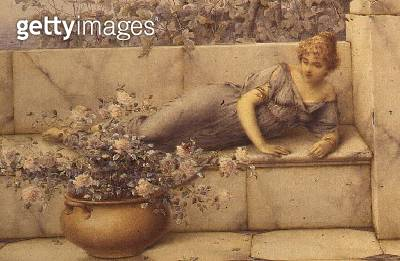 <b>Title</b> : A Classical Study<br><b>Medium</b> : <br><b>Location</b> : <br> - gettyimageskorea