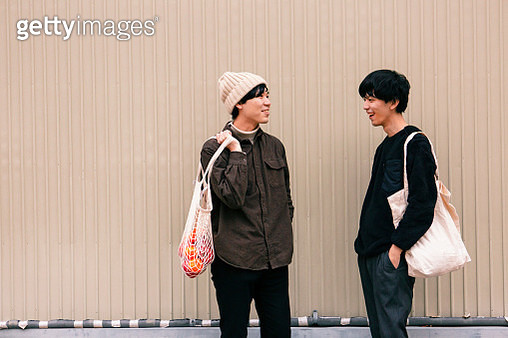 Millennials and a child take a trip in SYUZENJI-SPA_JAPAN - gettyimageskorea