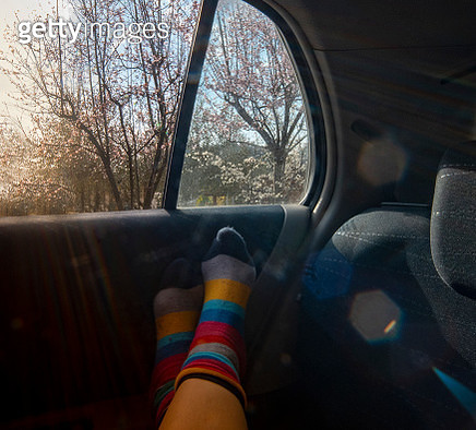 Relax in the car - gettyimageskorea