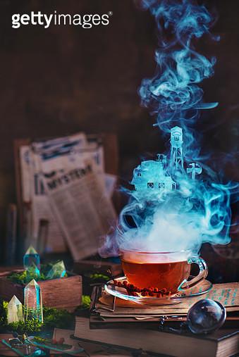 Gravity Falls Tea - gettyimageskorea