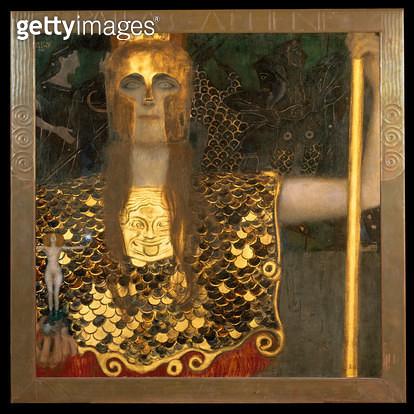 <b>Title</b> : Minerva or Pallas Athena<br><b>Medium</b> : <br><b>Location</b> : Historisches Museum der Stadt, Vienna, Austria<br> - gettyimageskorea