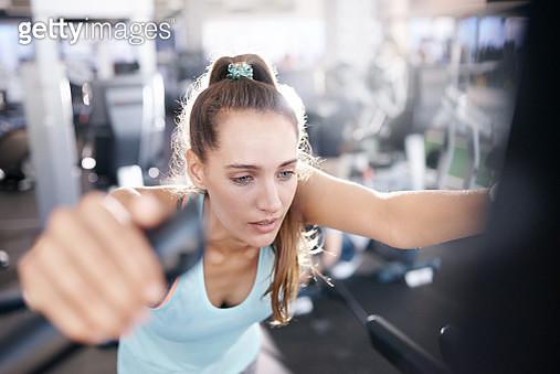 Killing those calories! - gettyimageskorea
