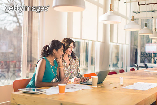 Modern Office Shoot - gettyimageskorea