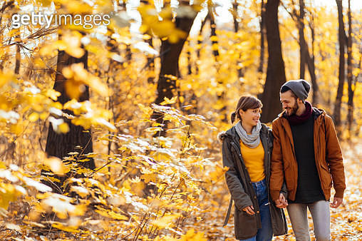 Active autumn weekend - gettyimageskorea