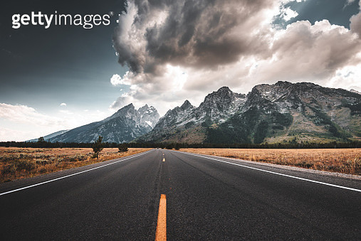 view of the teton national park - gettyimageskorea