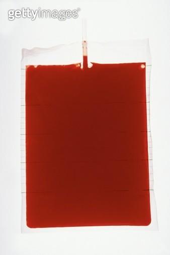 Blood bag - gettyimageskorea