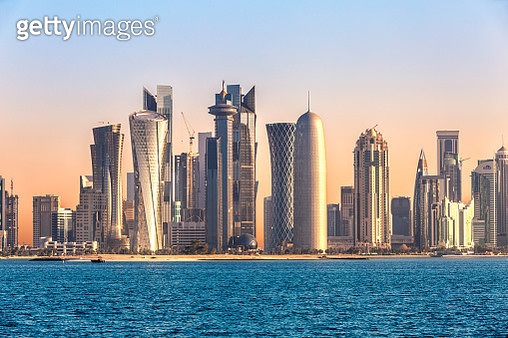Doha, Qatar, Persian Gulf countries - gettyimageskorea