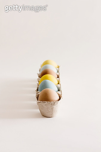 Colourful Easter eggs - gettyimageskorea