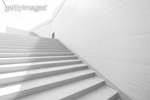 Low Angle View Of Staircase - gettyimageskorea