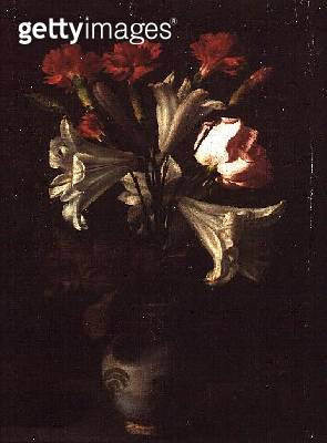 <b>Title</b> : Flowers<br><b>Medium</b> : <br><b>Location</b> : Prado, Madrid, Spain<br> - gettyimageskorea