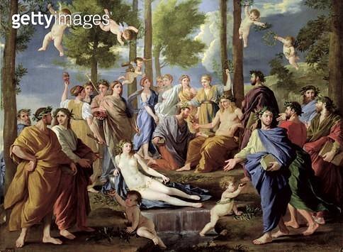 <b>Title</b> : Parnassus, 1626 (oil on canvas)<br><b>Medium</b> : oil on canvas<br><b>Location</b> : Prado, Madrid, Spain<br> - gettyimageskorea