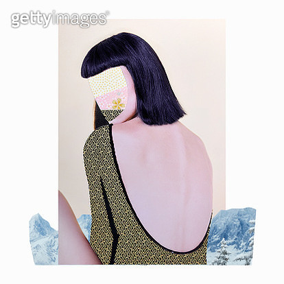 collage of woman - gettyimageskorea
