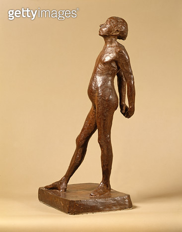 <b>Title</b> : Dressed Dancer, Study (bronze)<br><b>Medium</b> : bronze<br><b>Location</b> : National Museum and Gallery of Wales, Cardiff<br> - gettyimageskorea