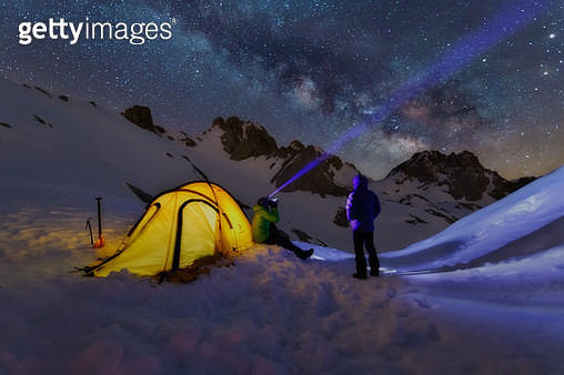 the mountains and  the men - gettyimageskorea
