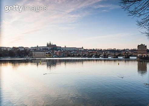 Prague cityscape - gettyimageskorea