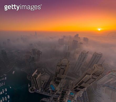 Dubai Marina - gettyimageskorea
