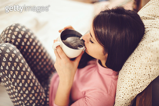 Morning coffee - gettyimageskorea