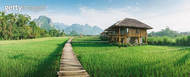 Vieng Tara Villa, Laos - gettyimageskorea
