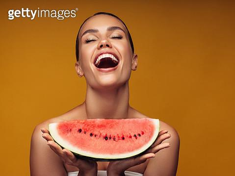 Slice of summer goodness - gettyimageskorea