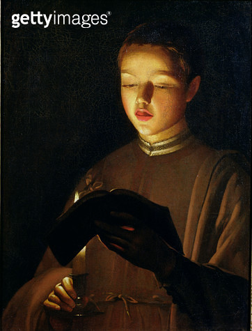 <b>Title</b> : The Choirboy, c.1645 (oil on canvas)<br><b>Medium</b> : oil on canvas<br><b>Location</b> : New Walk Museum, Leicester City Museum Service, UK<br> - gettyimageskorea