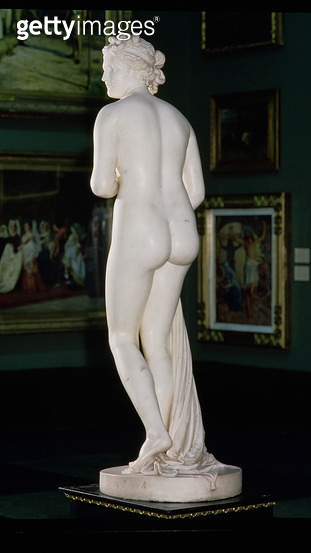<b>Title</b> : Venus (The Hope Venus), 1818-20 (marble) (see 139522)<br><b>Medium</b> : marble<br><b>Location</b> : Leeds Museums and Galleries (City Art Gallery) U.K.<br> - gettyimageskorea