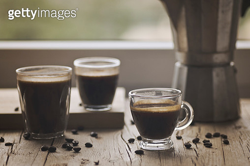 Coffee for three - gettyimageskorea