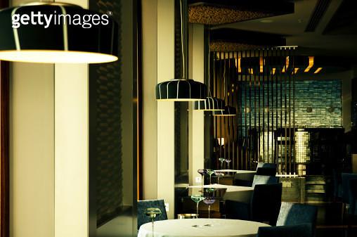 Restaurant interior - gettyimageskorea