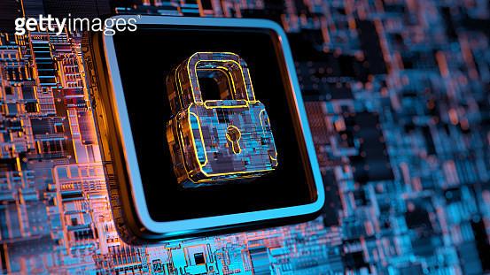 Digital security concept - gettyimageskorea