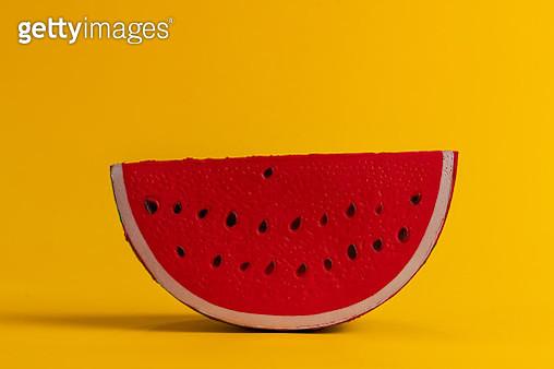 Plastic watermelon - gettyimageskorea
