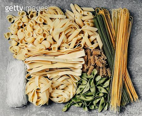 Variety of pasta - gettyimageskorea