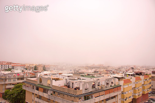 Fog. - gettyimageskorea